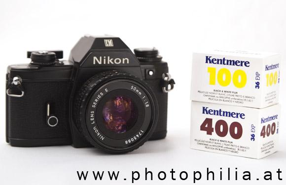 Image Nikon EM