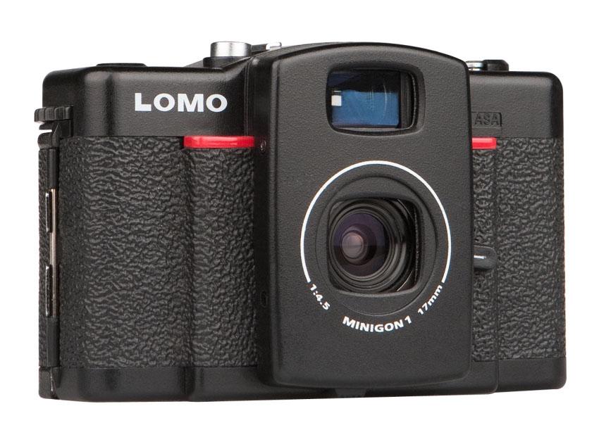 Lomo LC - Wide Ultraweitwinkelkamera