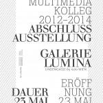 """Abschluss Ausstellung """"Fotografie Multimedia Kolleg"""""""
